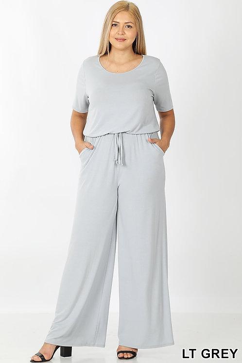 Light grey jumper