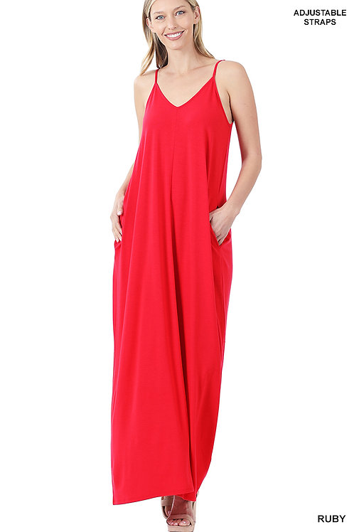 ruby plus maxi dress