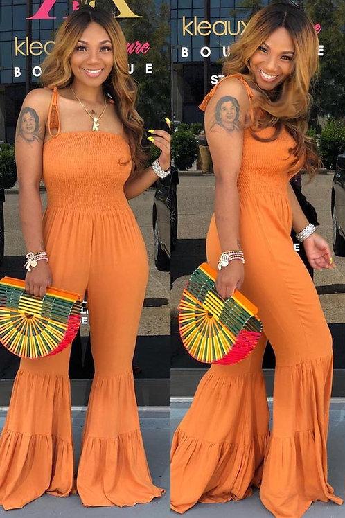 orange bell jumper