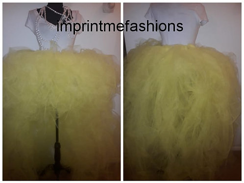 copy of yellow tutu