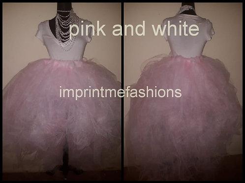 pink tutu skirt