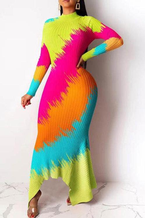 Multicolor full length