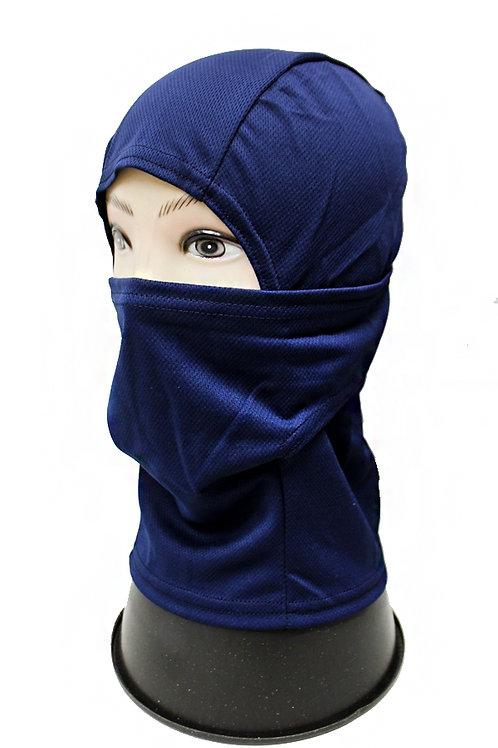 blue full mask