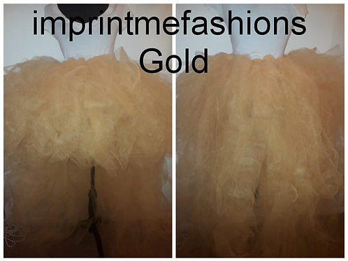 copy of gold tutu