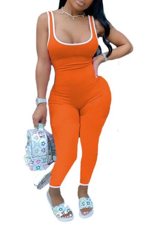 orange 1 piece