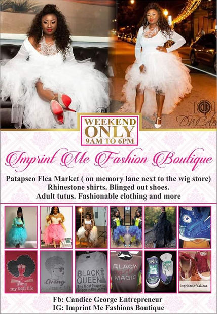 Imprint Me Fashions Boutique