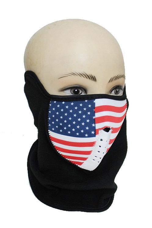 usa half mask