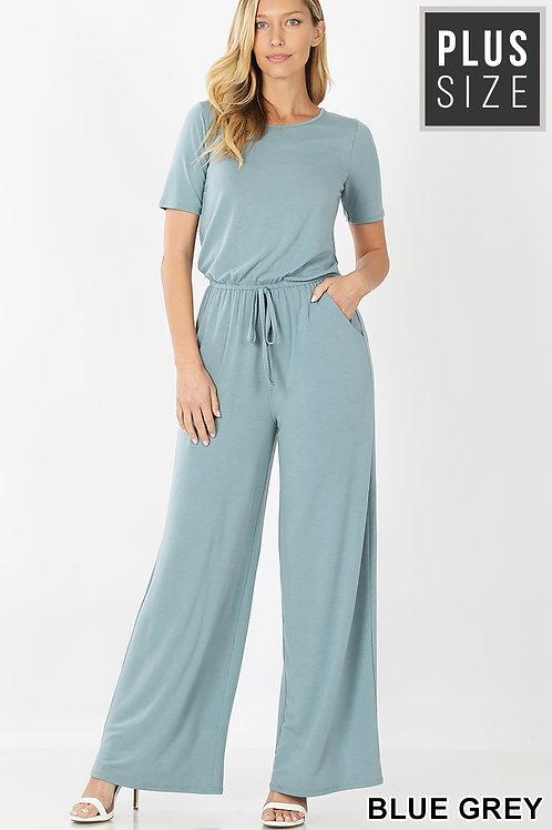Blue grey jumper