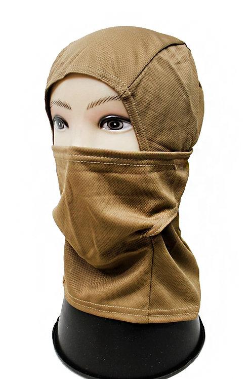 khaki full mask