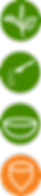 Matcha Green Tea Hazelnut Gelato Ingredients
