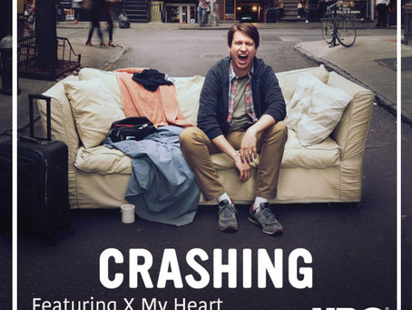 New single on HBO's CRASHING Season Finale