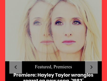 New song premiere