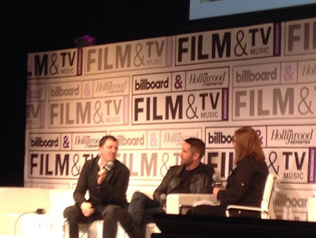 Billboard film and tv conference
