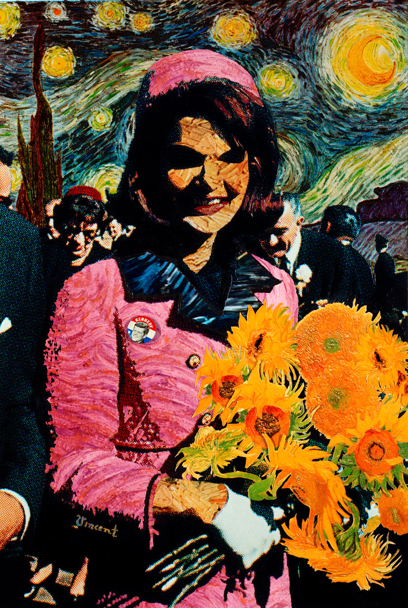 Jackie Kennedy Art
