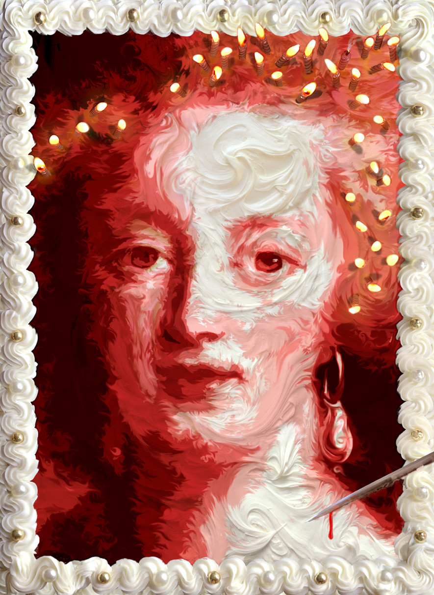 Marie Antoinette Art