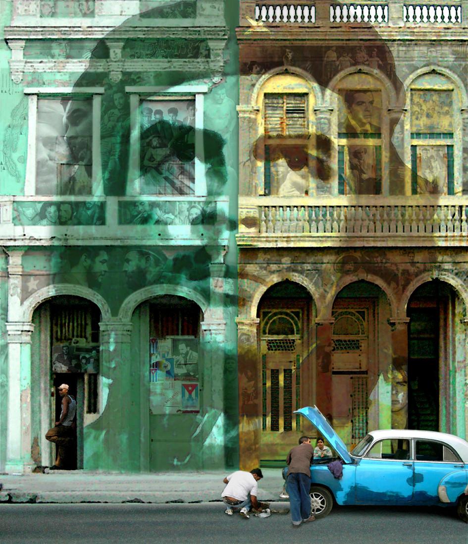 Che Guevara Cuba Art