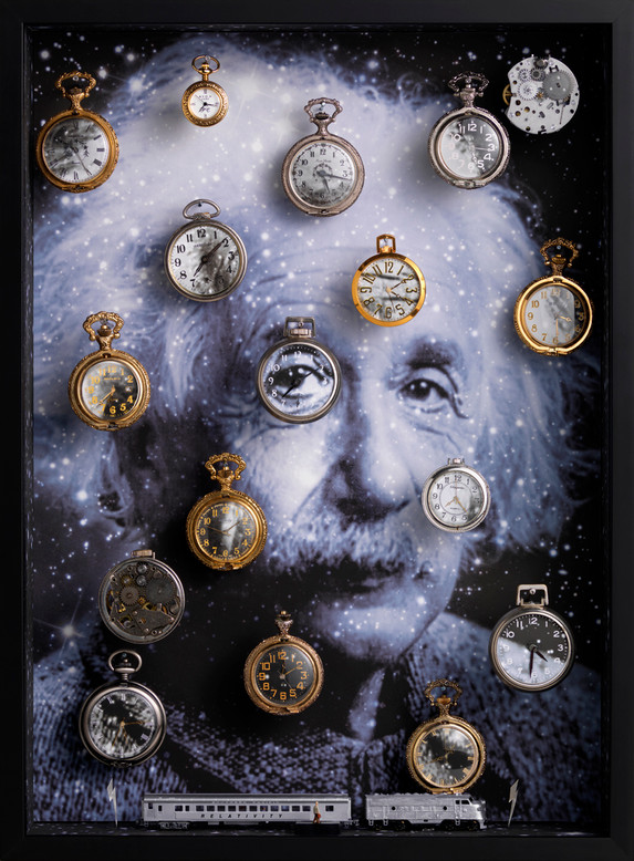 EINSTEIN IN TIME AND SPACE