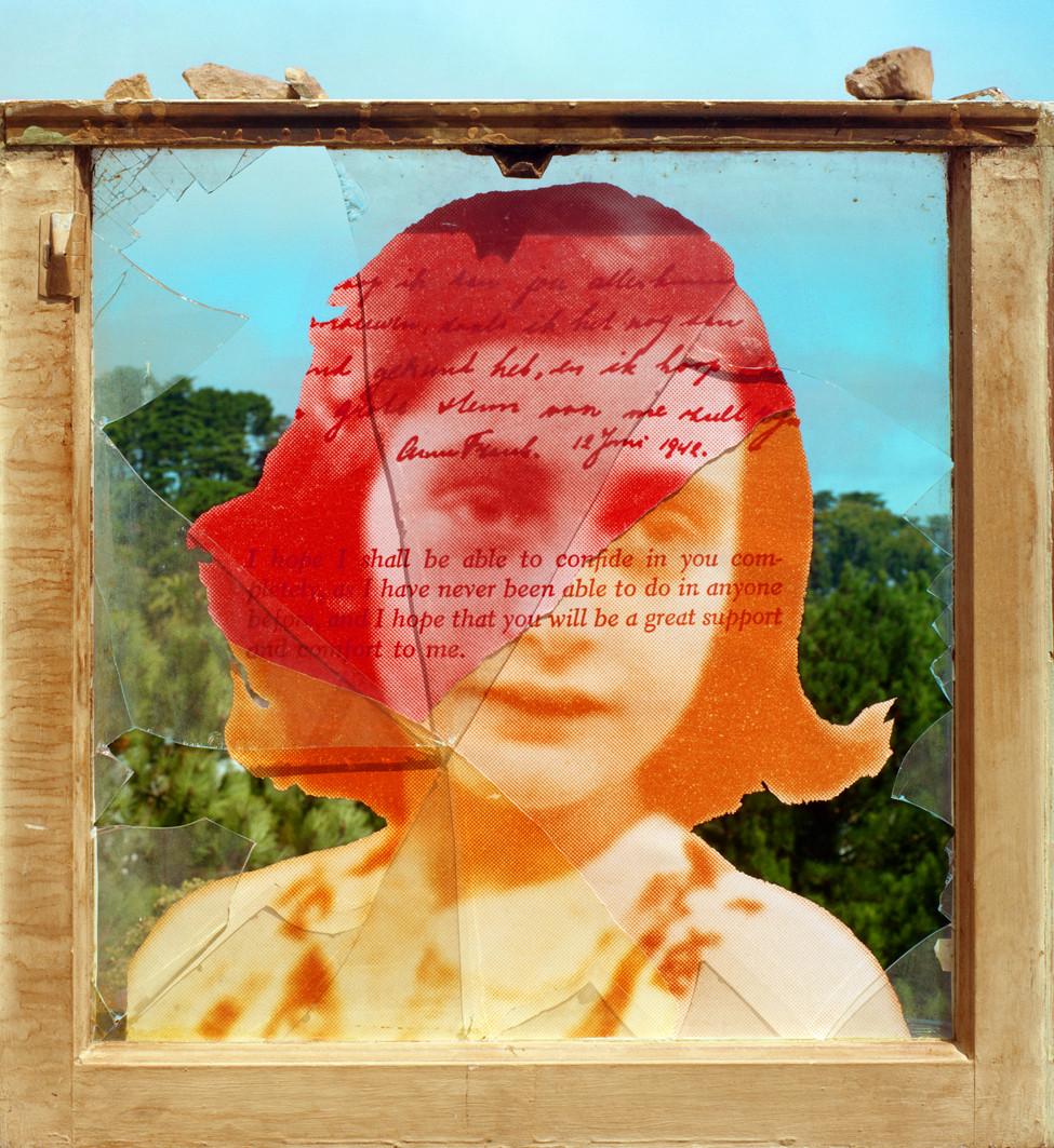 Anne Frank Jewish Art