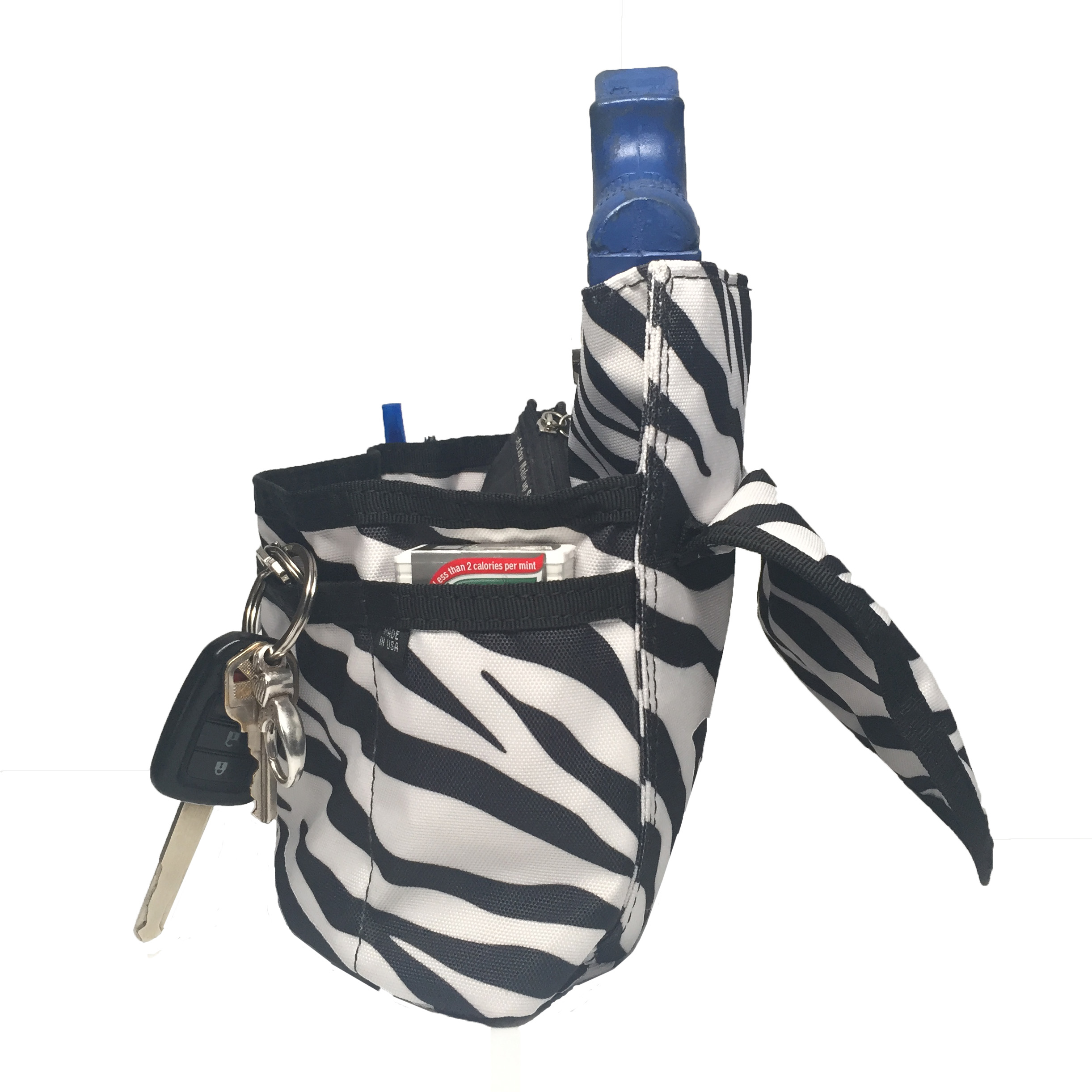 zebra tactical side