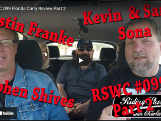 Packin' Neat on an Episode of 'Riding Shotgun with Charlie'