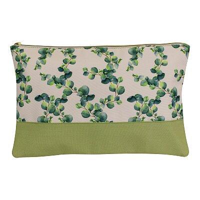 Eucalyptus Design Toiletries Bag