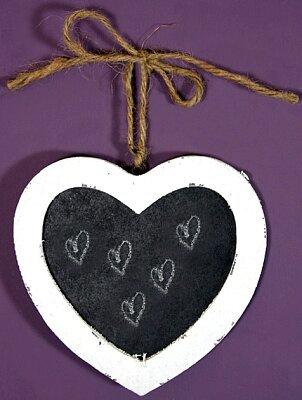 Heart Blackboard - Medium