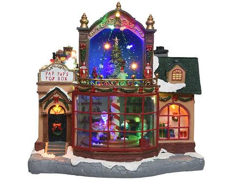 Kaemingk LED Indoor Toy Shop