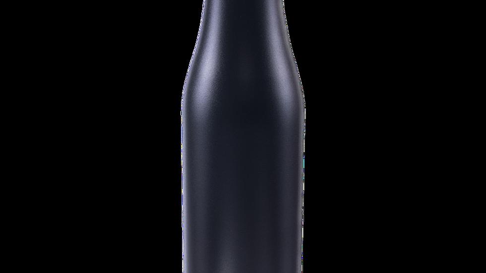 DRINCO® 17oz Stainless Steel Slim Water Bottle - Black