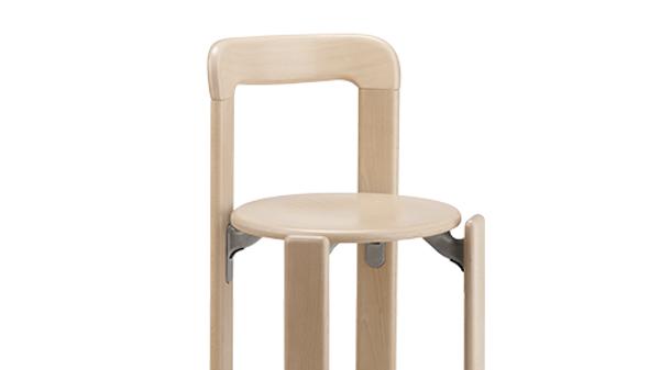 Children Chair - Swiss Design Classic - Solid Beech Wood (Maple Beech)