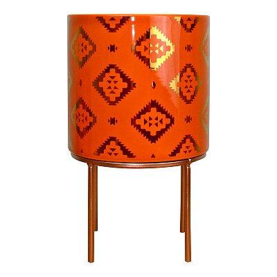 Kasbah Design Ceramic Planters
