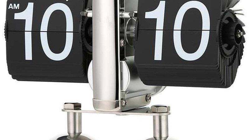Retro Desktop Flip Clock