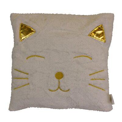 Fluffy Cat Cushion