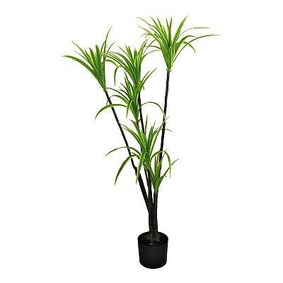 Artificial Dracaena Marginata tree - 120cm tall