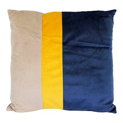 3 Panel Velour Scatter Cushion