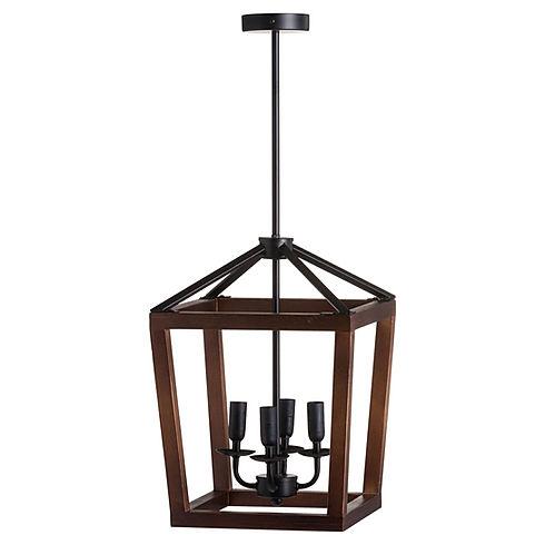 Large Wooden Coach Lantern Hanging Penda
