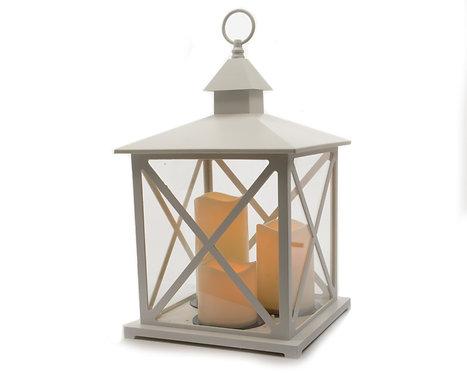 LED Plastic Lantern