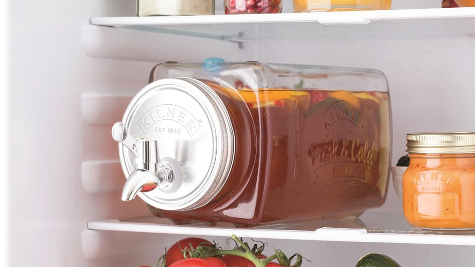 Kilner Fridge Dispenser - 3L