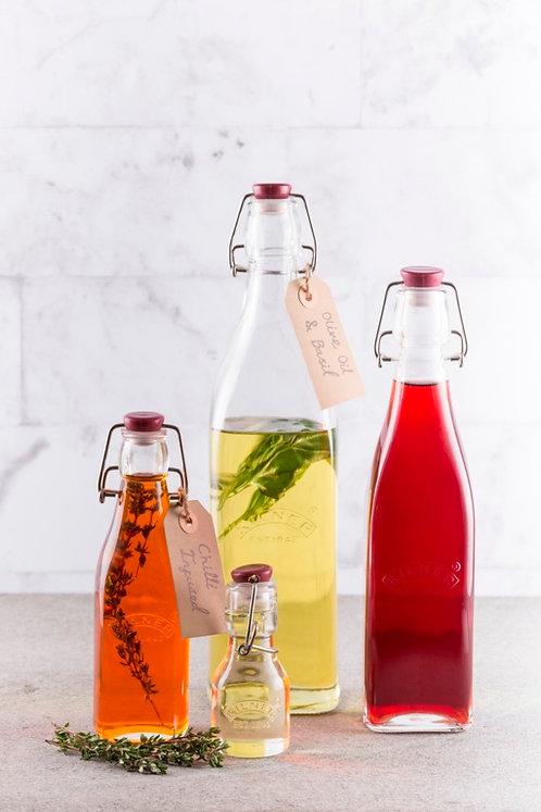 Kilner Clip Top Bottles