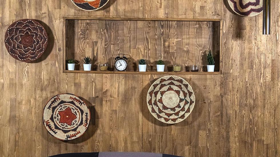 Kuwadzana - Wall Basket Set of 6
