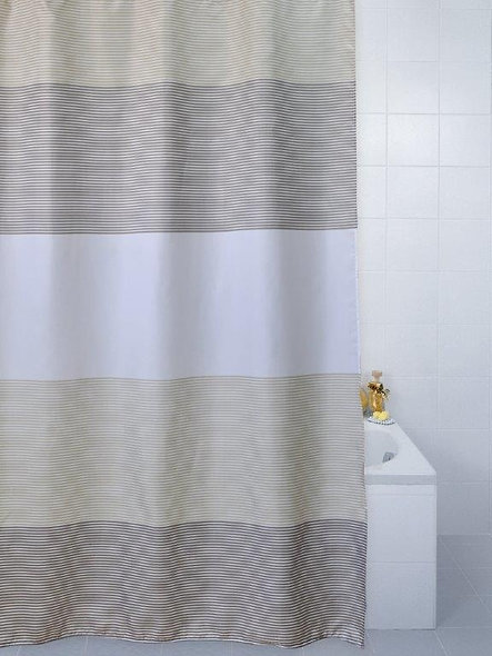 Blue Canyon Shower Curtains Horizontal Design