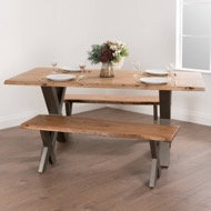 Live Edge Collection Dining Table only