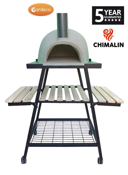 Gardeco Pizza Oven Trolley Stand
