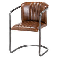 Billy Leather Dining Chair (Each)