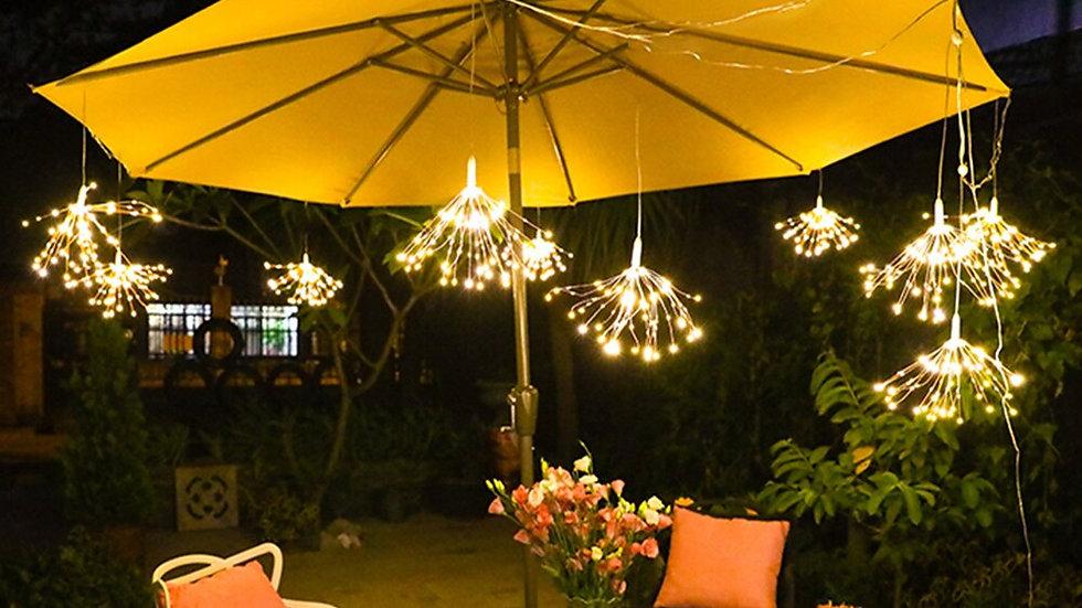 100/120/150LED Indoor Outdoor LED Light String