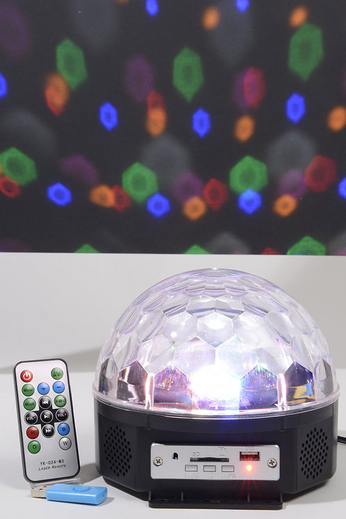 Kaemingk LED Magic Party Disco Ball With MP3