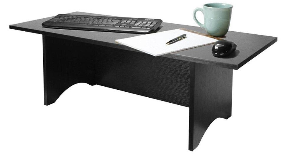 "25""H Miracle Desk Portable Black"