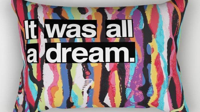 Dream Rectangle Pillow