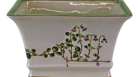 Ceramic Rectangular Planter - Width 25cm