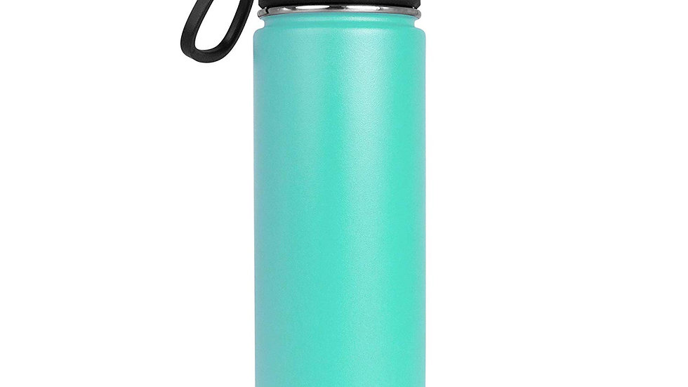 DRINCO® 20oz Stainless Steel Sport Water Bottle - Teal