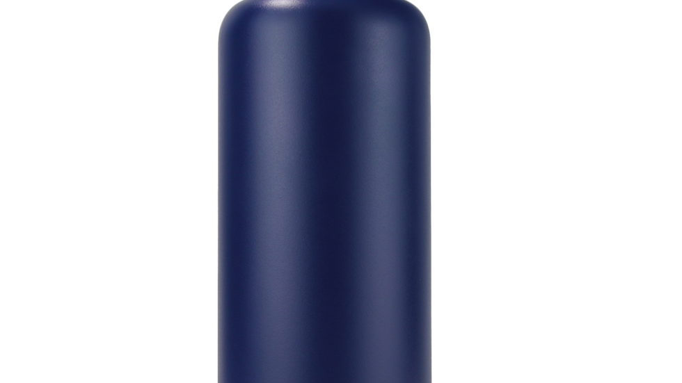 DRINCO® 32oz Stainless Steel Water Bottle (3 lids) - Royal Blue